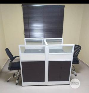 Two Man Workstation | Furniture for sale in Lagos State, Ikeja