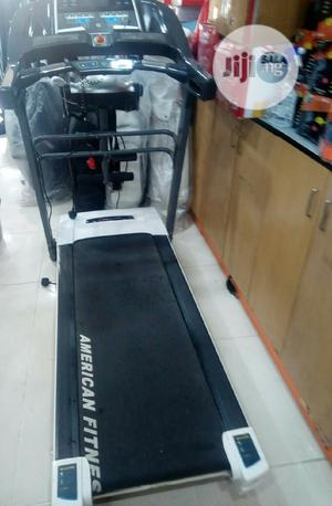 2.5HP Treadmill With Massager.   Sports Equipment for sale in Lagos State, Alimosho