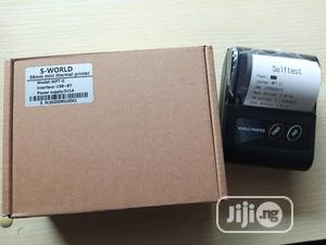 Bluetooth Portable Printer   Printers & Scanners for sale in Lagos State, Ikeja