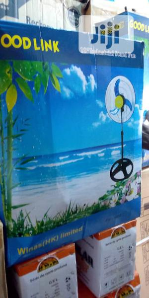 """18"""" Industrial Standing Fan 