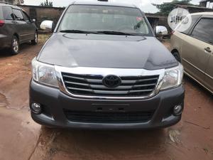Toyota Hilux 2010 2.0 VVT-i Gray | Cars for sale in Edo State, Benin City