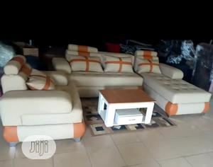Modern Design L Shape With Single | Furniture for sale in Lagos State, Ikorodu