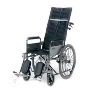Reclining Wheel Chair(Tokunbo)   Medical Supplies & Equipment for sale in Lagos State, Lagos Island (Eko)