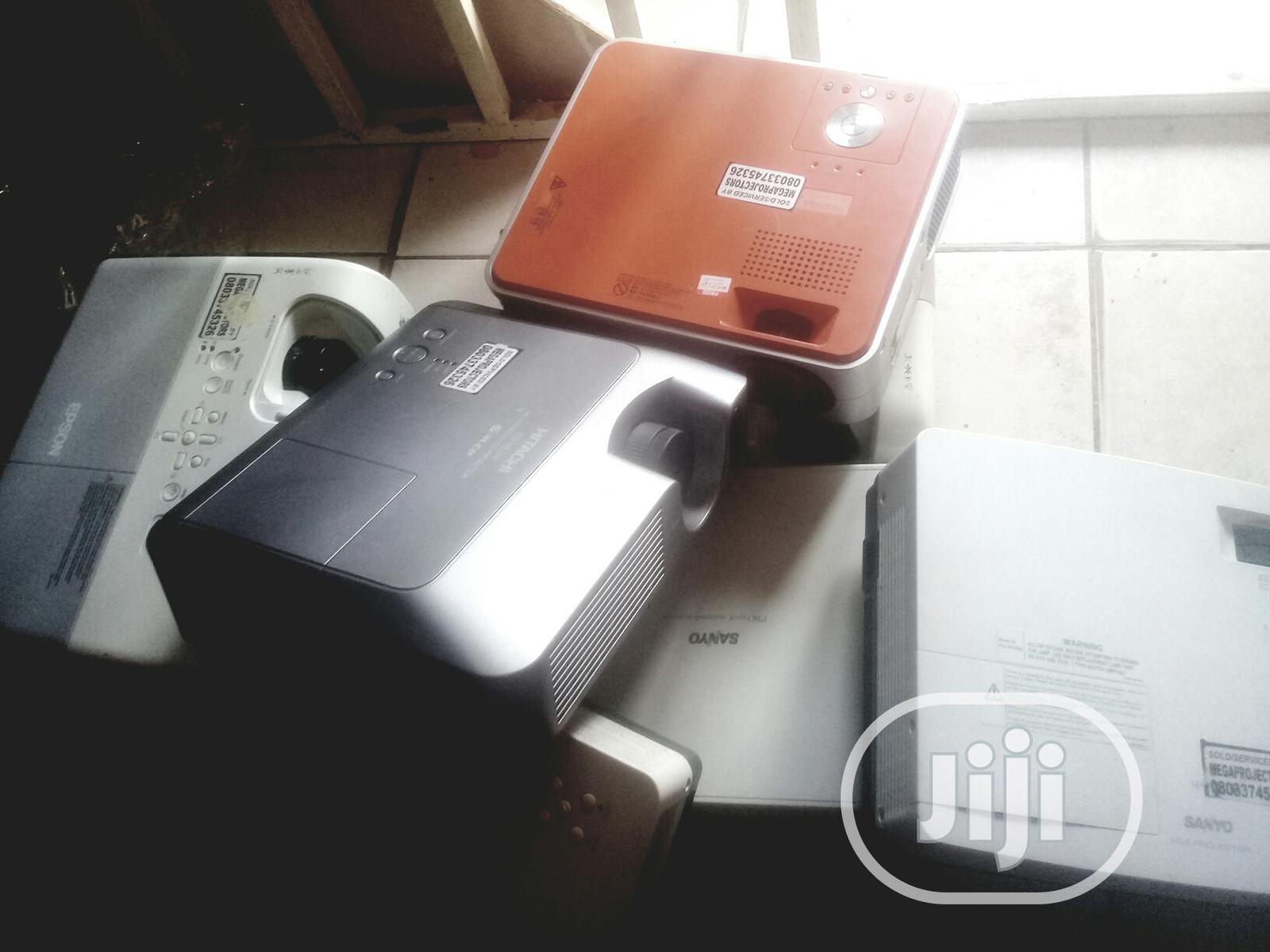 Archive: Very Sharp And Bright Projectors For Sale
