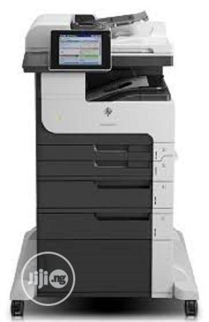 HP Laserjet 700 Enterprise MFP M725dn Prntr   Printers & Scanners for sale in Lagos State, Ikeja