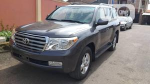 Toyota Land Cruiser 2011 Gray | Cars for sale in Rivers State, Obio-Akpor
