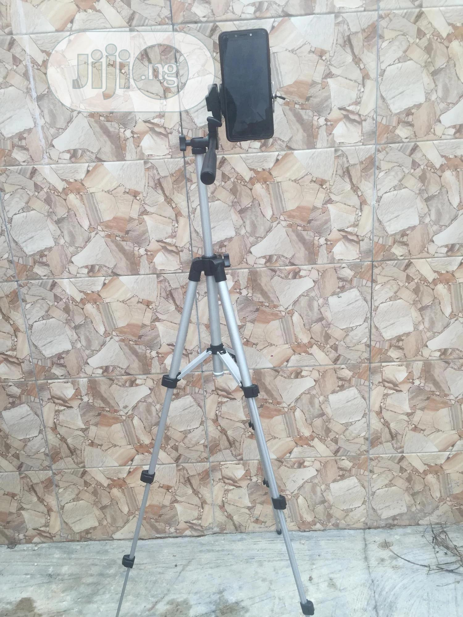 Archive: Light Weight Tripod With Remote Control
