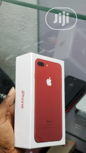 New Apple iPhone 7 Plus 128 GB Red   Mobile Phones for sale in Lagos State, Ikeja
