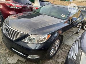 Lexus LS 2011 460 Gray | Cars for sale in Lagos State, Ikeja