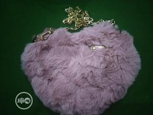 Heart Shaped Pink Bag   Bags for sale in Lagos State, Ojodu
