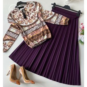 Skirt & Blouse | Clothing for sale in Lagos State, Gbagada