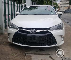 Toyota Camry 2017 White   Cars for sale in Lagos State, Lagos Island (Eko)