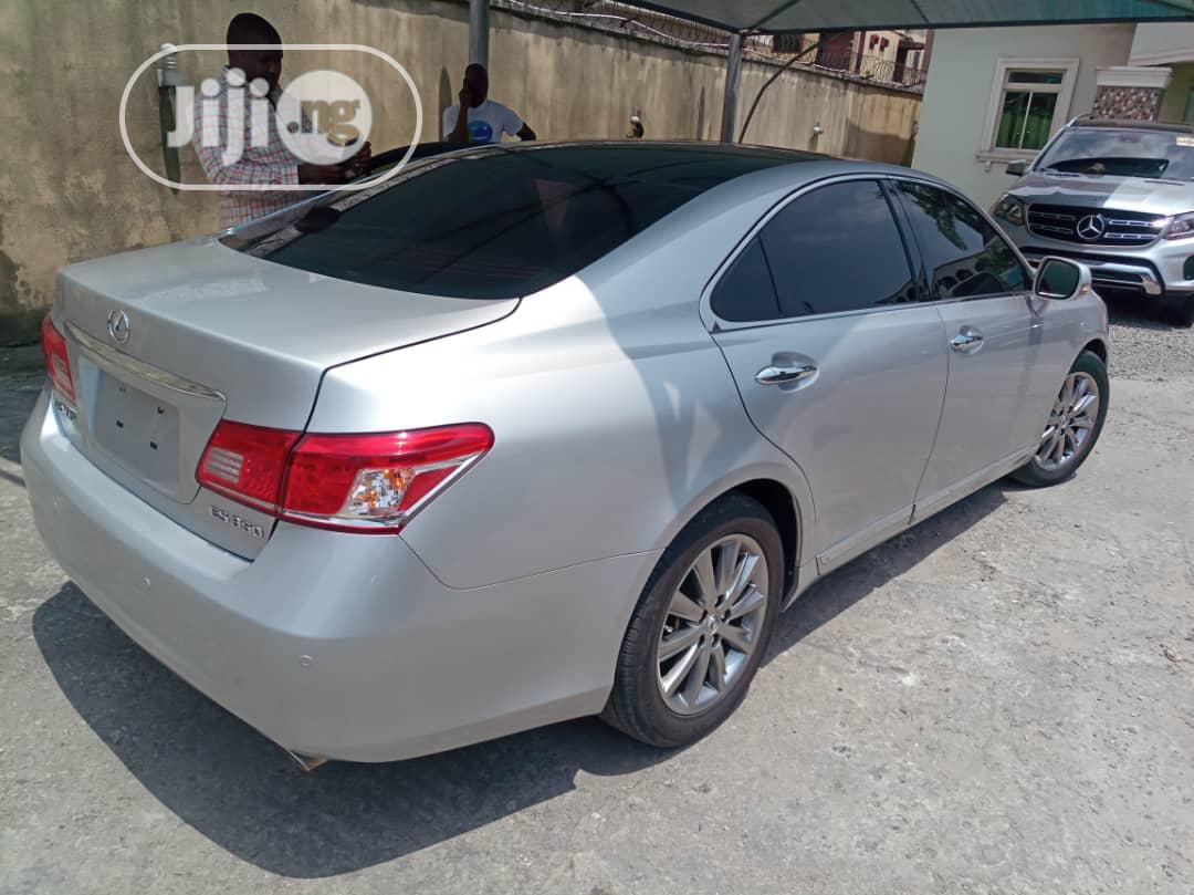 Lexus ES 2011 350 Silver   Cars for sale in Amuwo-Odofin, Lagos State, Nigeria