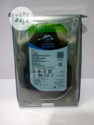 4TB Seagate Desktop Surviellance Sata Internal Hard Drive   Computer Hardware for sale in Lagos State, Ikeja