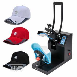 Cap Heat Press Machine | Printing Equipment for sale in Lagos State, Ikeja