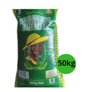 Mama's Pride Premium Parboiled Rice 50 Kg | Meals & Drinks for sale in Lagos State, Ikotun/Igando