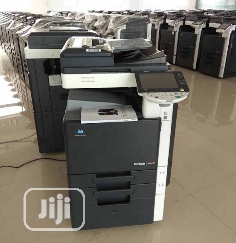 Konica Minolta Bizhub C220   Printers & Scanners for sale in Ikeja, Lagos State, Nigeria