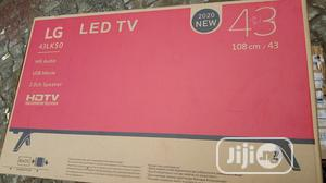 LG LED Television 43 Inches   TV & DVD Equipment for sale in Lagos State, Ajah