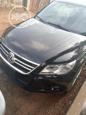 Volkswagen Tiguan 2011 Black   Cars for sale in Lagos State, Alimosho