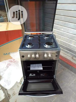 Maxi 50*50cm (4 Burners Gas) Standing Gas Cooker With Oven   Kitchen Appliances for sale in Lagos State, Ojo