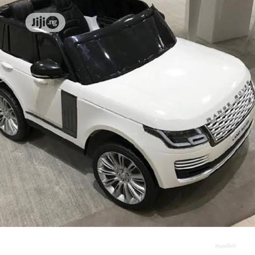 Automatic Range Rover Kids Car