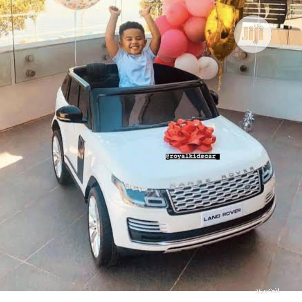 Automatic Range Rover Kids Car   Toys for sale in Surulere, Lagos State, Nigeria
