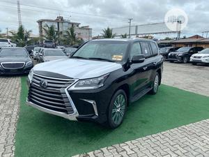 New Lexus LX 2020 570 Three-Row Black | Cars for sale in Lagos State, Lekki