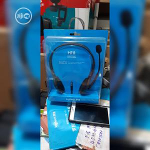 Logitech H111 Stereo Headset | Headphones for sale in Lagos State, Ikeja