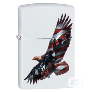 Windproof Lighter With Eagle U.S. Flag And Military 29418 | Tobacco Accessories for sale in Rivers State, Port-Harcourt
