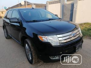 Ford Edge 2008 SE 4dr FWD (3.5L 6cyl 6A) Black | Cars for sale in Lagos State, Amuwo-Odofin