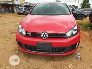 Volkswagen Golf 2014 Red | Cars for sale in Lagos State, Ikotun/Igando