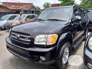 Toyota Sequoia 2004 Black | Cars for sale in Lagos State, Apapa