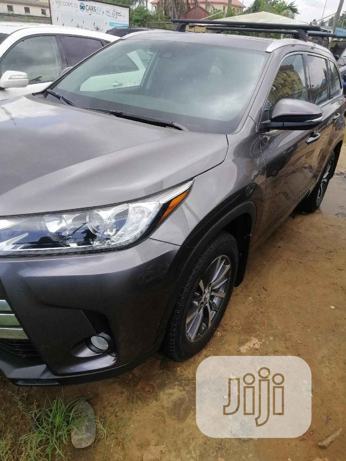 Toyota Highlander 2018 Brown | Cars for sale in Ojo, Lagos State, Nigeria