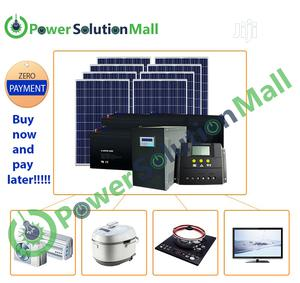 5kva SOLAR Solution Installation (With Pay Later Option) | Solar Energy for sale in Lagos State, Gbagada