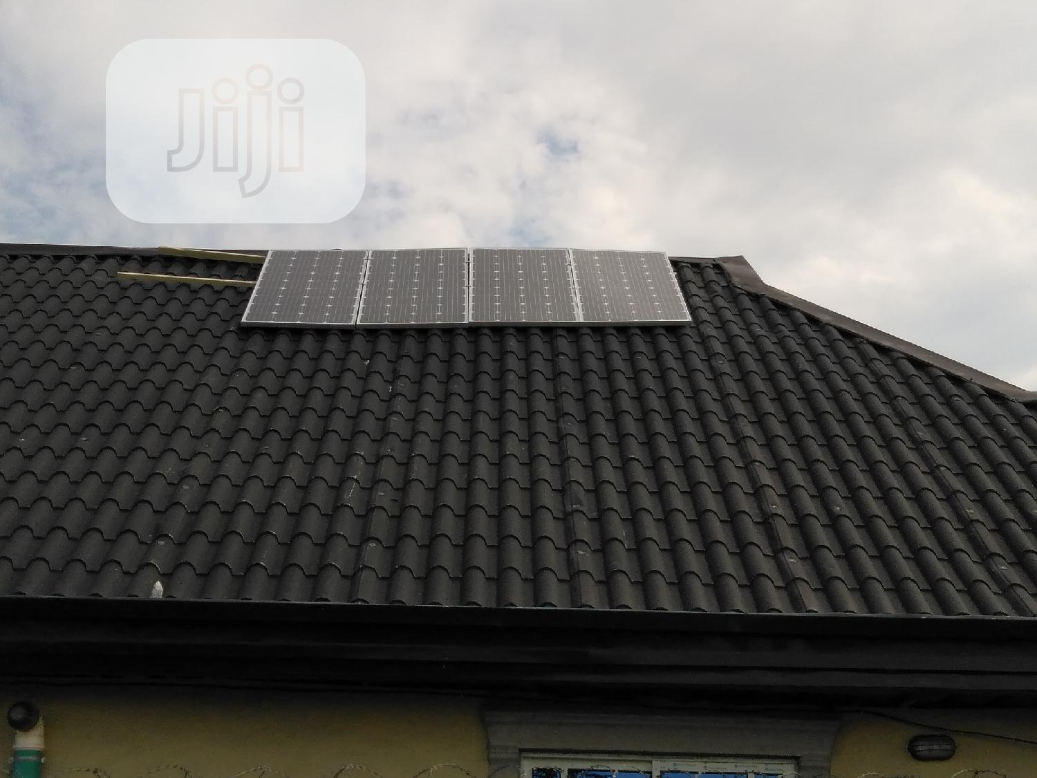 Archive: Solar Energy System