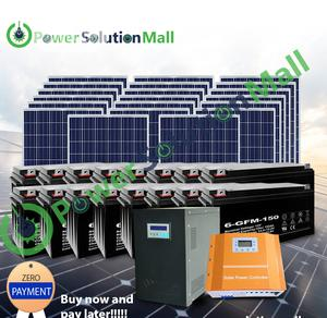 10kva SOLAR Solution Installation (With Pay Later Option) | Solar Energy for sale in Lagos State, Ibeju