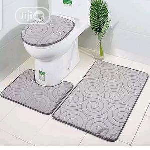 Toilet Mat 3i N 1 | Home Accessories for sale in Lagos State, Lagos Island (Eko)