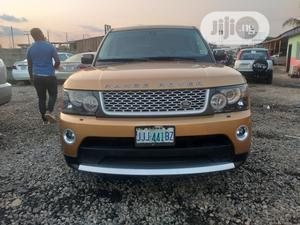 Land Rover Range Rover Sport 2006 HSE 4x4 (4.4L 8cyl 6A) Orange   Cars for sale in Lagos State, Ogudu