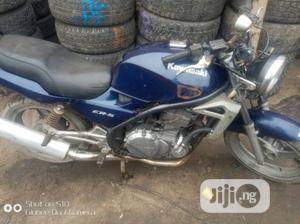 Kawasaki Bike 2005 Blue   Motorcycles & Scooters for sale in Lagos State, Ogudu