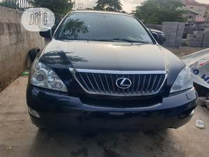 Lexus RX 2008 350 AWD Black | Cars for sale in Lagos State, Ikeja
