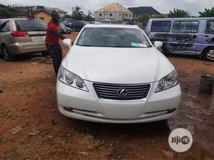 Lexus ES 2008 350 White | Cars for sale in Edo State, Benin City