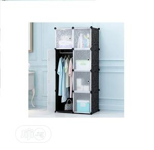 6 Cube Portable Multifunctional Diy Wardrobe 04-08   Home Accessories for sale in Lagos State, Alimosho