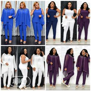 New Arrival Ladies Trousers And Top | Clothing for sale in Lagos State, Amuwo-Odofin