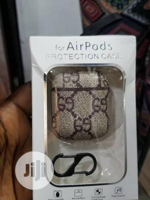 Apple Airpod 2 Designer Pouch   Accessories for Mobile Phones & Tablets for sale in Lagos State, Lekki