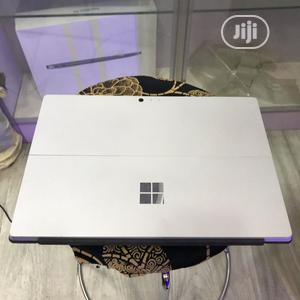 Microsoft Surface Pro 4 256 GB Silver   Tablets for sale in Lagos State, Ikeja
