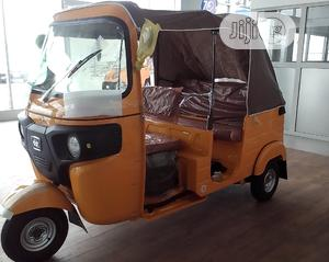 New Bajaj RE 2019 Yellow | Motorcycles & Scooters for sale in Lagos State, Surulere
