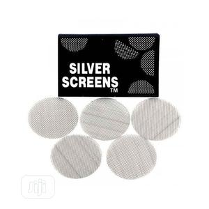 Hornet Silver Steel Mesh Filter Screen Pipe -25pieces | Tobacco Accessories for sale in Rivers State, Port-Harcourt