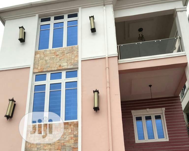 Magnificent 5bedroom Fully Detach Duplex At Ajah Lekki