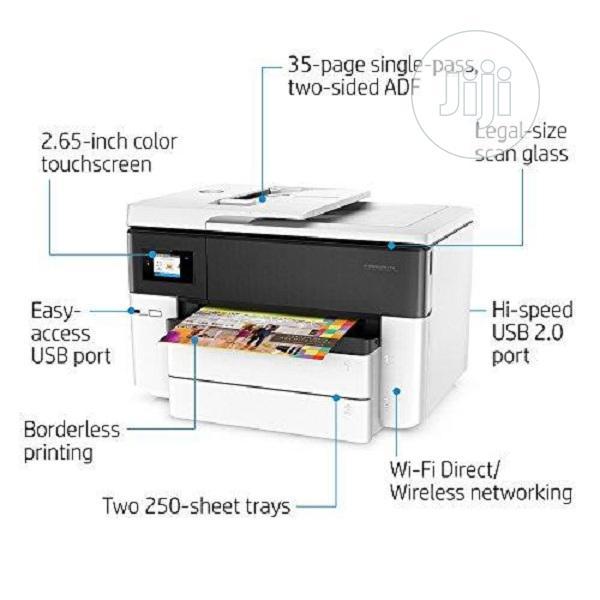 HP Officejet Pro 7740 Wide Format All-in-one Printer