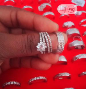 High Quality Couple Ring Silver   Wedding Wear & Accessories for sale in Lagos State, Alimosho